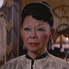 """""""Margo"""" (Kate Burton) in Big Trouble in Little China (1986 ..."""