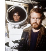 Alien - Sigourney Weaver and Ridley Scott 10x8 Photo