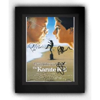 The Karate Kid - Autograph Signed And Framed Photo