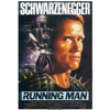 The Running Man Movie Poster (11.5