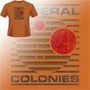 Total Recall - Federal Colonies Movie T-Shirt