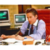 Wall Street Michael Douglas as Gordon Gekko Photo (16