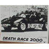 Death Race 2000: Still (Frankenstein In Car)