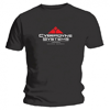 Inspired By Terminator Men's Cyberdyne Systems T-Shirt (Black)