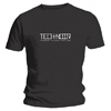 Inspired By Terminator Men's Technoir T-Shirt (Black)