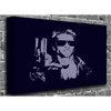 Terminator One Pop Art Movie Canvas (40