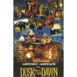 From Dusk Till Dawn Movie Poster - Montage Design
