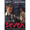Seven Movie Poster Foreign  (11