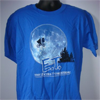 E.T. The Extra-Terrestrial T-Shirt Blue