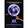 E.T. The Extra-Terrestrial Movie Poster (27