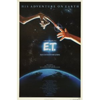 E.T. The Extra-Terrestrial Movie Poster (12