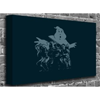 Ghostbusters Slimer Movie Canvas Art Print (44