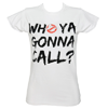 Women's Who Ya Gonna Call Ghostbusters T-Shirt