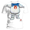 Ghostbusters Men's Headless Staypuft T-Shirt