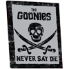 The Goonies Never Say Die Canvas Art Print 80 X 60 cm