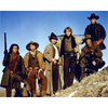 Young Guns Emilio Estevez Kiefer Sutherland 16x20 Photo
