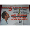 One Flew Over The Cuckoo's Nest Movie UK Quad Poster