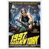 Escape From New York Movie Poster Italian (A3)