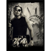 Escape From New York Kurt Russell Poster Print