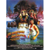 Big Trouble in Little China A3 Movie Poster Canvas