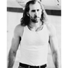 Con Air Nicolas Cage 24x36 B&W Photo