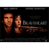 Braveheart Quad Movie Poster (40 x 30