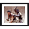 Gladiator Russell Crowe and Djimon Honsou Framed Photo