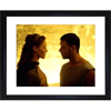 Gladiator Russell Crowe and Connie Nielsen Framed Photo