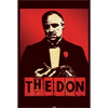 The Godfather, The Don Maxi Poster