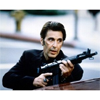Heat - Al Pacino Canvas Print (20 x 16