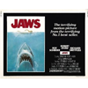 Jaws Reproduction Film Poster No.2 (16x12