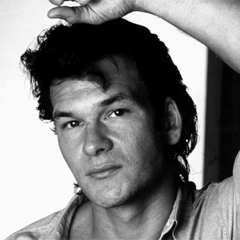 Patrick Swayze early picture