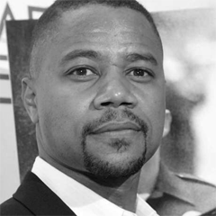 Cuba Gooding Jr. later on picture