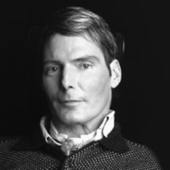 Christopher Reeve later on picture