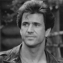 Mel Gibson early picture