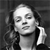 Uma Thurman early picture