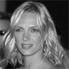 Uma Thurman later on picture