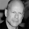 Bruce Willis later on picture