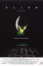 Alien - Theatrical release poster