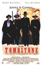 Tombstone - Theatrical release poster