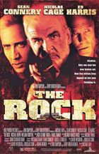 The Rock - Theatrical release poster