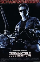 Terminator 2: Judgment Day - Theatrical release poster