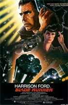 Blade Runner - Theatrical release poster