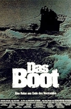 Das Boot - Theatrical release poster