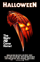 Halloween - Theatrical release poster