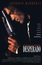 Desperado - Theatrical release poster
