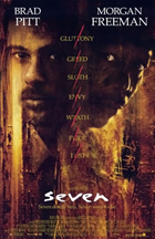 Seven - Theatrical release poster