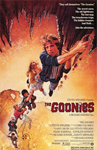 The Goonies - Theatrical release poster