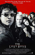 The Lost Boys - Theatrical release poster