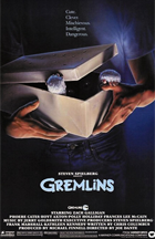 Gremlins - Theatrical release poster